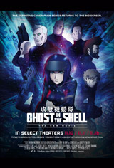 Ghost in The Shell: The New Movie Movie Poster