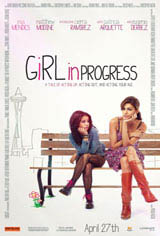 Girl in Progress Movie Poster