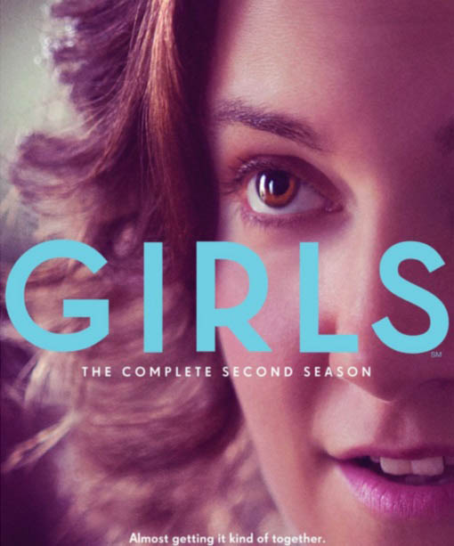 Girls: The Complete Second Season Large Poster