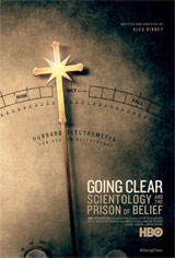 Going Clear: Scientology and the Prison of Belief Movie Poster