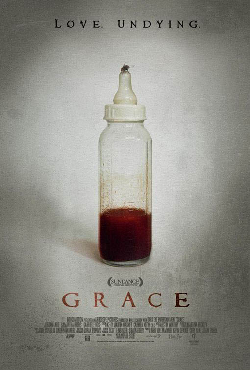 Grace Large Poster