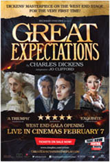Great Expectations Live Movie Poster