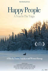 Happy People: A Year in the Taiga Movie Poster