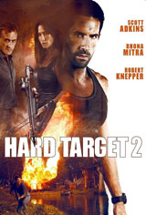 Hard Target 2 Movie Poster Movie Poster