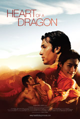 Heart of a Dragon Movie Poster