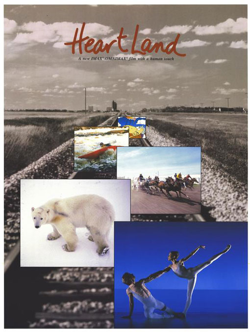 Heartland (IMAX) Large Poster