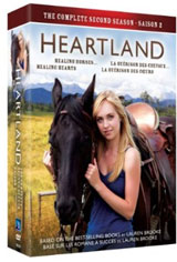 Heartland: The Complete Second Season Movie Poster