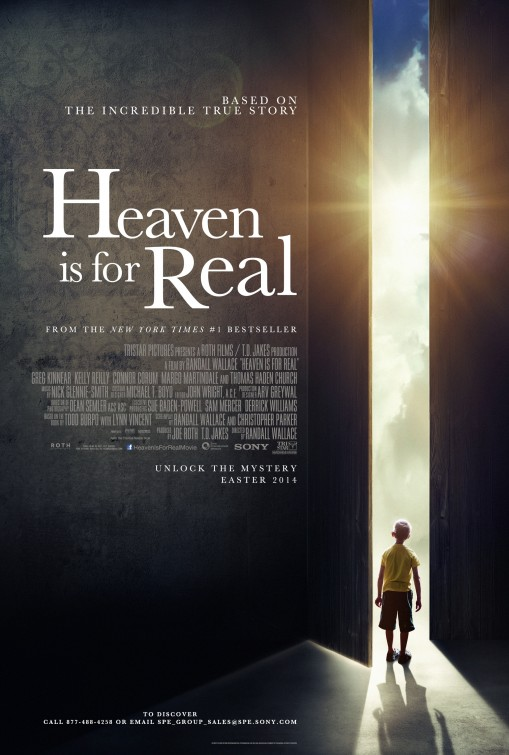 Heaven is for Real Large Poster