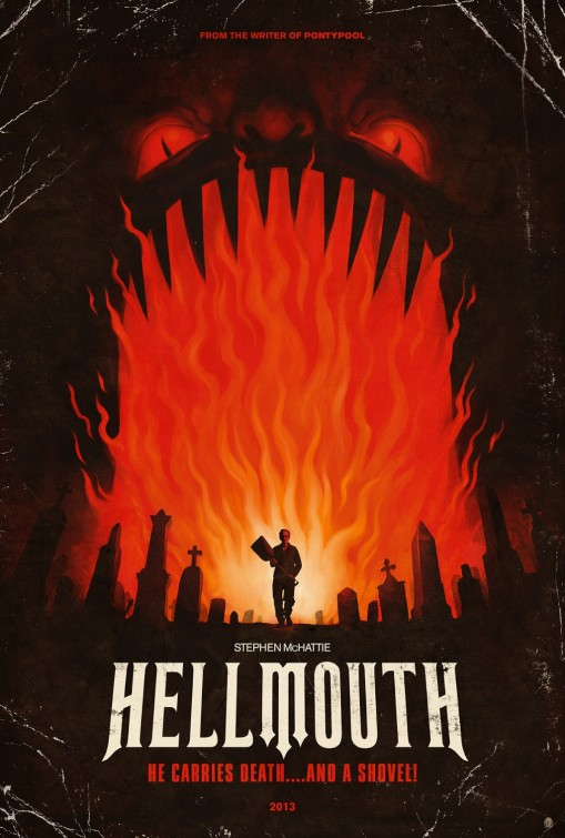 Hellmouth Large Poster