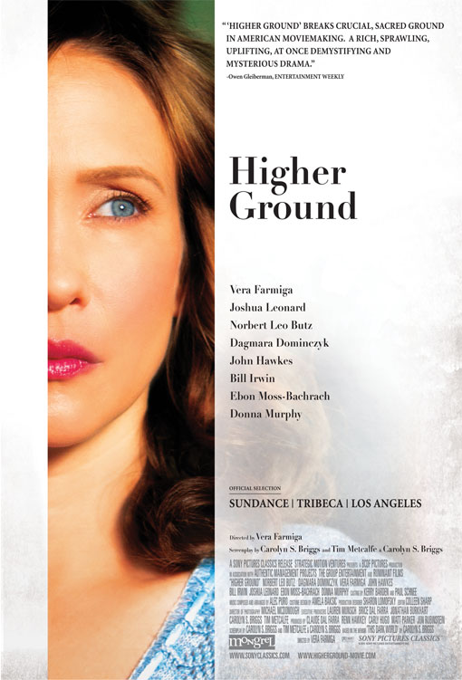 Higher Ground Large Poster