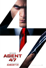 Hitman: Agent 47 Movie Poster