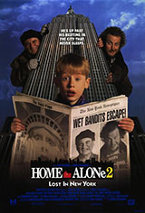 Home Alone 2: Lost in New York Movie Poster