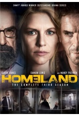 Homeland: The Complete Third Season Movie Poster