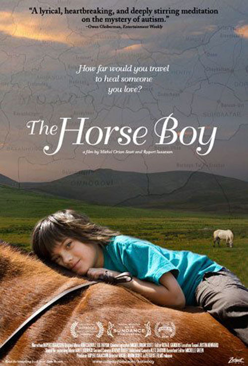 The Horse Boy Large Poster