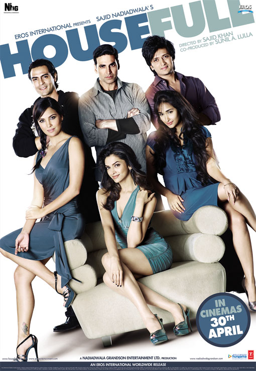 Housefull Large Poster