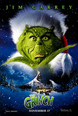 Dr. Seuss' How The Grinch Stole Christmas Movie Poster