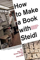 How to Make a Book with Steidl Movie Poster