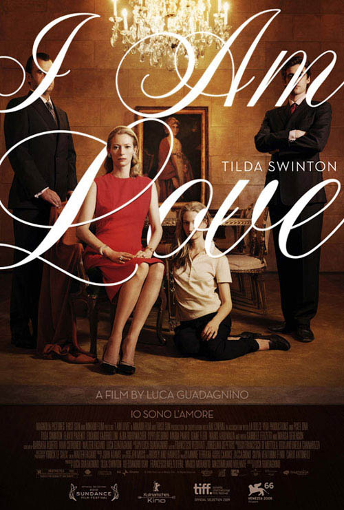 I Am Love Large Poster