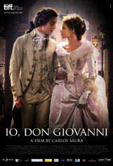 I, Don Giovanni Movie Poster Movie Poster