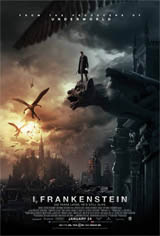 I, Frankenstein Movie Poster