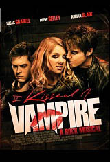 I Kissed a Vampire Movie Poster Movie Poster