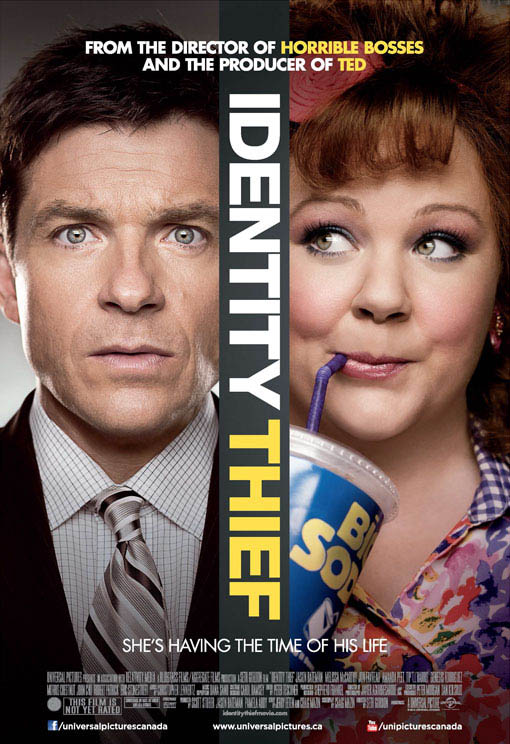 Identity Thief Large Poster