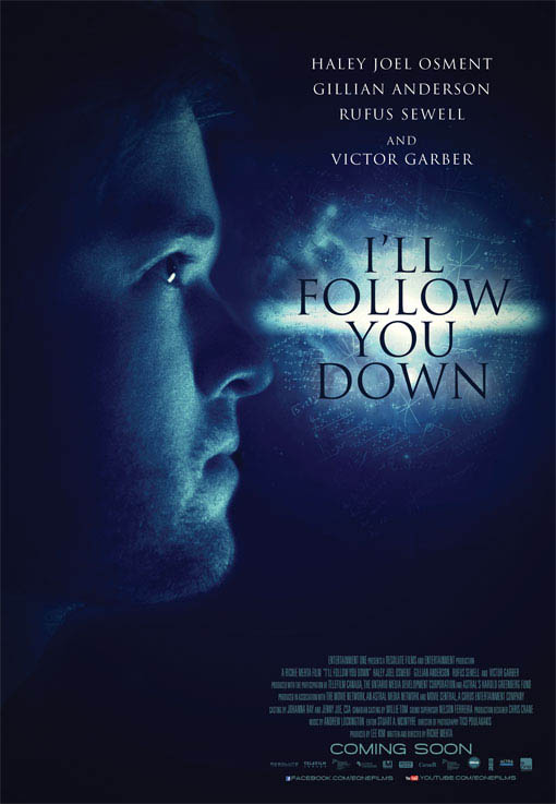 I'll Follow You Down Large Poster