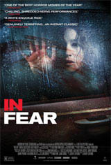 In Fear Movie Poster