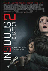 Insidious: Chapter 2 Movie Poster Movie Poster