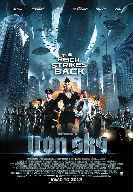 Iron Sky Large Poster