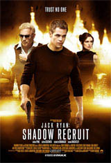 Jack Ryan: Shadow Recruit Movie Poster