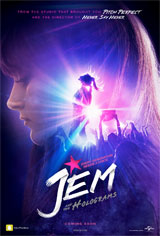 Jem and the Holograms Movie Poster Movie Poster