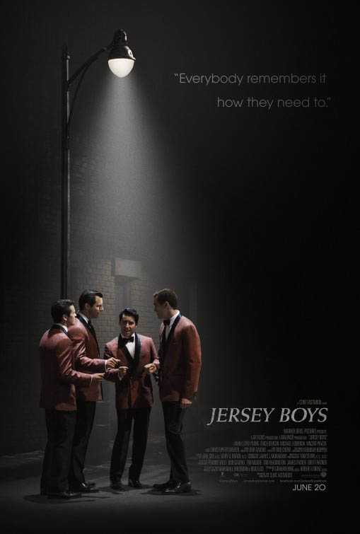 Jersey Boys Large Poster