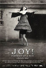 Joy! Portrait of a Nun Movie Poster