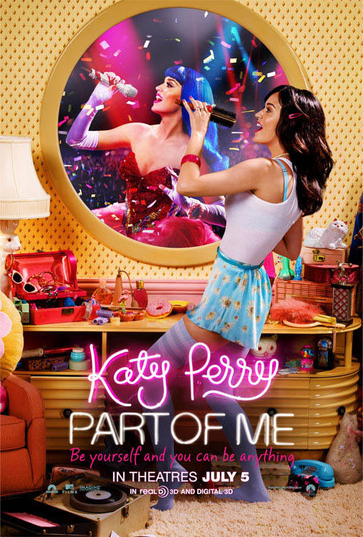 Katy Perry: Part of Me Large Poster