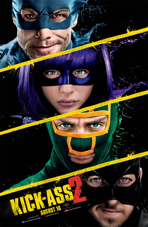 Kick-Ass 2 Large Poster