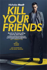 Kill Your Friends Movie Poster