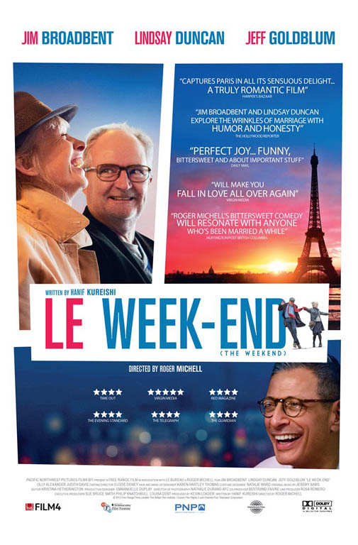Le Week-End Large Poster