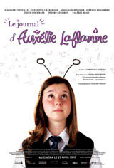 Le journal d'Aurélie Laflamme Movie Poster