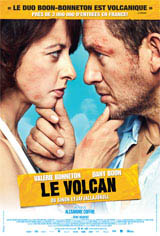 The Volcano Movie Poster