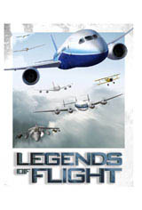 Legends of Flight Movie Poster