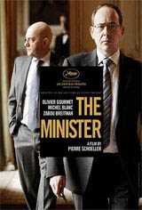 The Minister Movie Poster