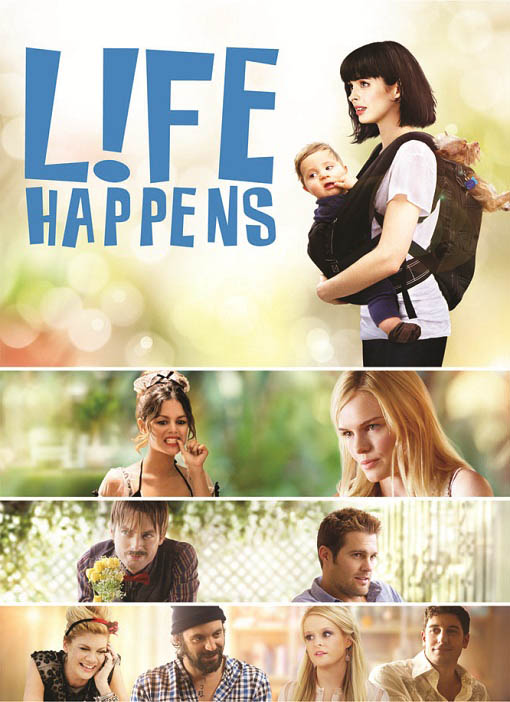 Life Happens Large Poster