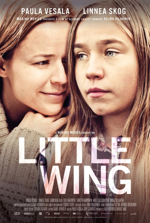 Little Wing Large Poster