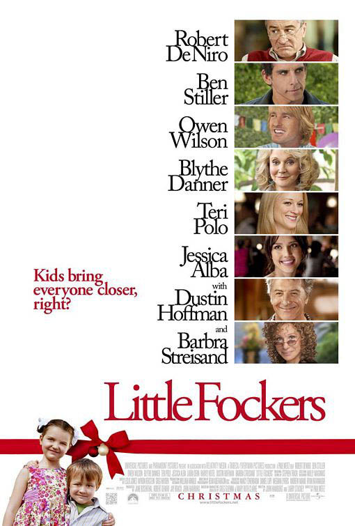 Little Fockers Large Poster