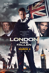 London Has Fallen Movie Poster Movie Poster
