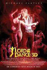 Lord of the Dance 3D Movie Poster