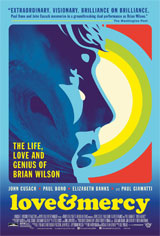Love & Mercy Movie Poster