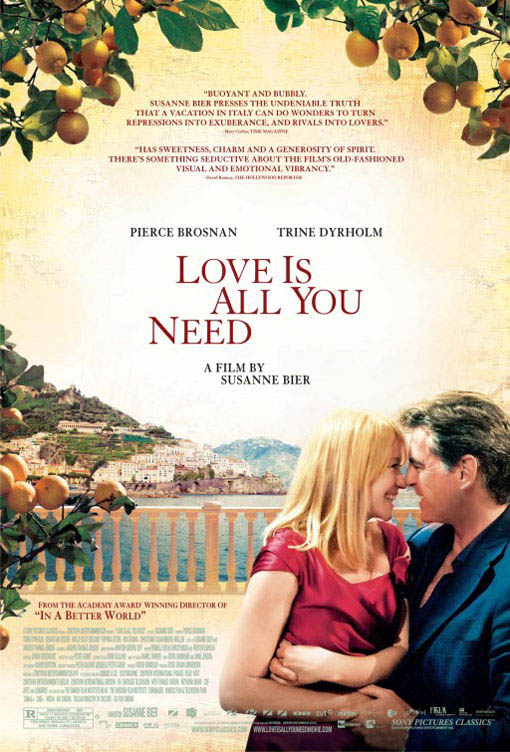 Love is All You Need Large Poster