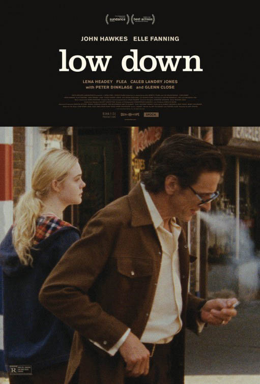 Low Down Large Poster